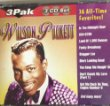 wilson pickett - 36 all-time favorites! CD 3-discs 2002 warner special products used mint