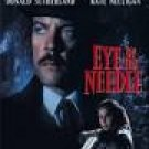 eye of the needle - donald sutherland + kate nelligan DVD 2000 MGM used mint