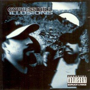 cypress hill - illusions CD single 1996 sony 8 tracks used mint