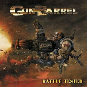 gun barrel - battle-tested CD 2002 limb music product 14 tracks used mint
