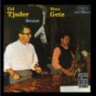 stan getz with cal tjader CD 1990 fantasy OJC 7 tracks used mint