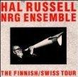 hal russell nrg ensemble - the finnish / swiss tour CD 1991 ECM 10 tracks used mint