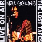 neil young - live on air the lost tapes CD XXL media 6 tracks used mint