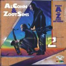 al cohn & zoot sims - from a to z and beyond CD 1987 rca blubird bmg used