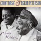 count basie & oscar peterson - night rider CD 1992 ojc pablo 6 tracks used mint