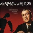 anatomy of a murder - james stewart + lee remick DVD 2000 sony new