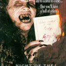 night of the demons - steve johnson director VHS 1999 lions gate used mint