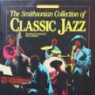 The Smithsonian Collection of Classic Jazz Revised CD 5-disc boxset 1987 smithsonian used