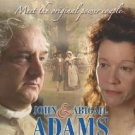 American Experience - John and Abigail Adams DVD 2005 PBS used mint