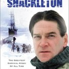 shackleton - kenneth branagh DVD 3-disc set 2002 A&E used mint