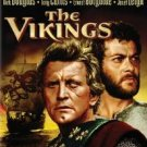 vikings - kirk douglas + tony curtis DVD 2002 MGM used mint