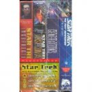 star trek next generation movie collection VHS 3-tapes widescreen 1999 paramount new factory sealed