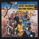 steve coleman and five elements - rhythm people CD 1990 novus RCA 10 tracks used mint