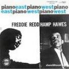 freddie redd & hamp hawes - piano east west CD ojc prestige 12 tracks used