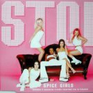 spice girls - stop CD ep 1998 virgin 4 tracks used mint