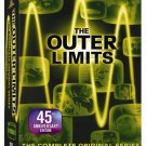 outer limits - complete original series volumes 1-3 DVD 2008 MGM used mint