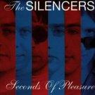 silencers - seconds of pleasure CD RCA BMG 12 tracks used mint