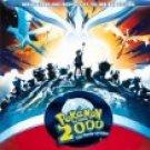 pokemon 2000 power of one CD 2000 nintendo atlantic 16 tracks used mint