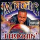 magic - thuggin' CD 1999 no limit priority 19 tracks used mint