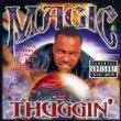 magic - thuggin' CD 1999 no limit priority 19 tracks used mint