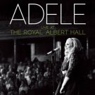 adele - live at the royal albert hall CD + DVD 2011 XL columbia used mint