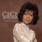 cece winans - throne room HDCD + DVD 2003 epic used mint