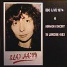 slap happy - bbc live 1974 & reunion concert in london 1983 CD used