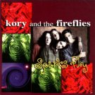 kory and the fireflies - sparks fly CD 11 tracks used mint