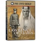 PBS DVD GOLD - lawrence of arabia the battle for the arab world 2003 warner used mint