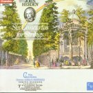 john hebden - six concertos for strings - cantilena  adrian shepherd CD 1983 chandos