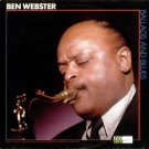 ben webster - ballards and blues CD 1985 jazz life made in korea 10 tracks used
