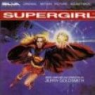 supergirl - original motion picture soundtrack by jerry goldsmith CD 1984 silva screen 23 tracks