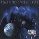 8ball & mjg - space age 4 eva CD 2005 8 ways entertainment 14 tracks used mint