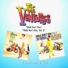 ventures - walk don't run + walk don't run vol. 2 CD 1996 one way 27 tracks used