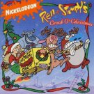 ren & stempy's crock o' christmas CD 1993 nickelodeon sony 12 tracks used mint