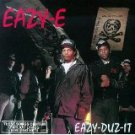 eazy-e - eazy-duz-it CD 1988 priority 12 tracks used mint