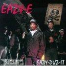 eazy-e - eazy-duz-it CD 1988 priority 12 tracks used mint