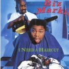 biz markie - i need a haircut CD 1991 warner cold chillin' 13 tracks used