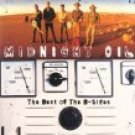 midnight oil - best of the B-sides CD 1997 sony 8 tracks used mint