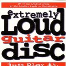 extremely loud guitar disc - various artists CD 1994 star song 19 tracks used mint