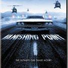 vanishing point - barry newman + cleavon little DVD 2004 20th century fox used mint
