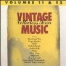 vintage music collectors series volumes 11 & 12 - various artists CD 1987 MCA 20 tracks