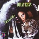 diana ross - eaten alive CD 1985 RCA victor japan 10 tracks used mint