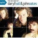 daryl hall & john oates - playlist the very best of CD 2008 14 tracks