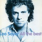 leo sayer - all the best  d 1993 EMI chrysalis BMG Direct 17 tracks used mint
