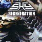 shy - regeneration CD 1999 neat metal EEC 15 tracks used mint