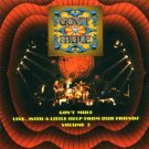 gov't mule - live ... with a little help from our friends volume 2 CD 1999 volcano evangeline
