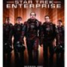 star trek enterprise season one bluray 6-disc set 2013 paramount used minty
