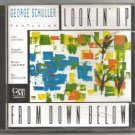 george schuller - lookin' up from down below CD 1989 GM 8 tracks used mint