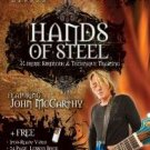 hands of steel featuring john mccarthy DVD 2008 rock house method